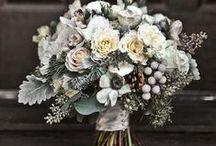 Inspiration: Floral Arrangements (Winter)