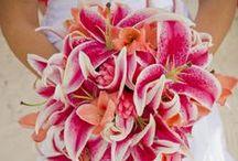 Inspiration: Floral Arrangements (Summer)
