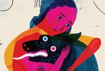 illustration / by Patience Welch