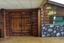 Childrens Ministry Area Designs / Silverdale Baptist Church transformed their space with this incredible children's ministry area design.