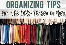 • handy dandy • / tips and tricks for the ocd in me