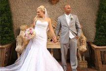 Asheville, NC Wedding by Mingle Events / www.mingleeventsandrentals.com #ashevilleweddingplanner #vintagerentals