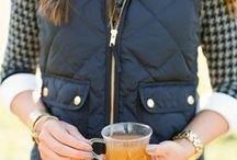 Fall Outfits / Rustic, Lodge, Holiday, Classic