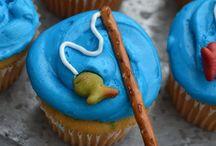 Gone Fishin' Birthday Party...Fishing Theme Birthday Party