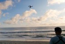 Photography Takes Flight / Drones are taking to the skies and allowing for photographers to get shots they never could before!