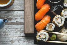 fab sushi / by nienkewitteveen.nl