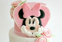 Minnie Mouse / by Sugar Cakes