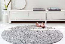 crochet rugs galore