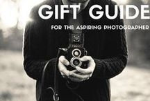 Aspiring Photographer Gift Guide / Beach Camera has the perfect camera for the budding photographer in your life. Get them a point and shoot if they're new to cameras, or a sleek DSLR for the amateur ready to go pro. / by Beach Camera