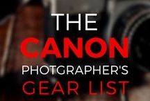 Canon Love / For all of our Canon lovers - tips,tricks techniques and resources on lenses and all your favorite Canon gear!