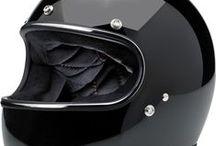 Biltwell Gringo Motorcycle Helmets (DOT)