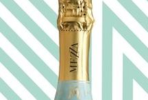 World of MEZZA / Welcome to the World of MeZZa! Where Italian glacial bubbly sparkling wine pairs perfectly with every occasion.