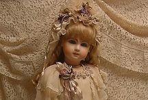 Antique Dolls / Antique dolls / by Audrey Miller