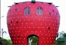♖Homes around the world ♖ / Unusual homes around the world