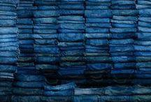 workroom C: indigo (indigo #1) / by Workroom C by Carolyn Rebuffel Designs