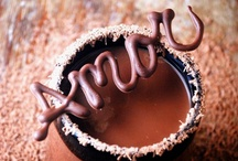"""Chocoholics Anonymous / """"All you need is love. But a little chocolate now and then doesn't hurt"""" ~ Charles M. Schulz / by Tamsin Haes"""