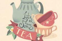 Tea & Coffee!! / by Kristina Grabanski Duncan