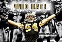 """Who Dat"" / by Tammy Griffith"