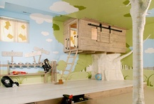 Kid Rooms & Bunk Beds