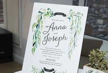 Wedding Invitations + Paper Goods / by POPSUGAR Love & Sex