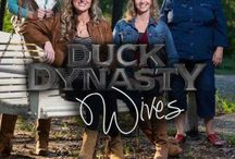 Duck Dynasty Wives / by Tammy Griffith