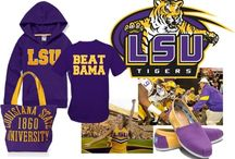 Shopping For LSU / by Tammy Griffith
