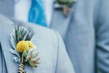Grooms' Guide / Tips and inspiration for grooms and groomsmen. / by POPSUGAR Love & Sex