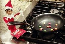 Elf on the shelf / by Kelly Matone
