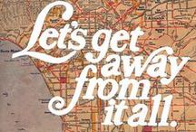 Travel the world! / Travel is living