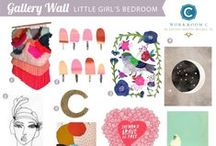Gallery Wall For Kids