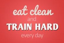 Fitness Inspiration / Images and quotes that inspire me to keep fit..