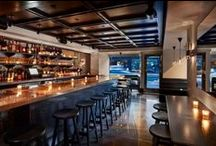 Philadelphia Restaurants & Bars / Shots of Philadelphia's coolest restaurants and bars.