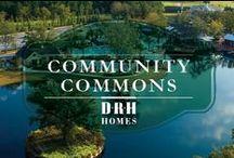 Community Commons / by D.R. Horton