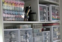 • Craft rooms •  Organize tips