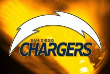 Chargers Baby! / by Marie Ramirez