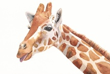 • Paint  inspiration - animals
