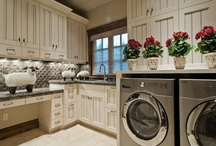 House-Laundry/Mudroom / by • mandy •