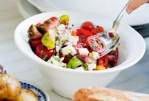 •    Skand. - salater, grønnsaker & dressinger / ✿ Her har jeg samlet oppskrifter skrevet på norsk, svensk eller dansk.