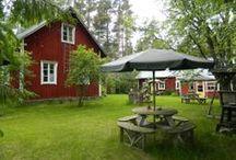 Finnish art, nature, houses, interiors, people and habits / suomalaista kotoista kotimaista ... Finnish ...