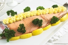 •  Skandinavisk fisk- & skalldyr