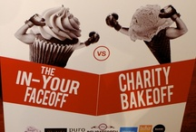 The Dessert In-Your Faceoff: Chile EVOO Bakeoff /   / by Chile Olive Oil