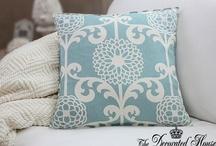House-Decor Pillows / by • mandy •