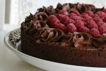 • Skandinaviske sjokoladekaker & desserter