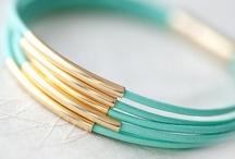 • Jewellery - Bracelet / by Kari Gundersen