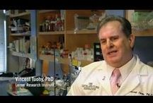 MoMo's Cause: Breast Cancer Vaccine / Dr. Vincent K. Tuohy of the Cleveland Clinic has discovered a vaccine that could end breast cancer forever. Now ready for FDA approval and clinical trials.