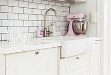 Kitchen inspiration / inspirational kitchen images