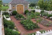 Potager Gardens / Kitchen gardens