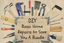 Home Care Tips / by D.R. Horton