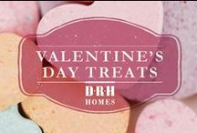 Valentine's Day Treats / Indulge yourself in these fun and satisfying Valentine's treats!