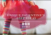 Unique Valentine's Gift Ideas / Do something a little more unique and thoughtful this year for your Valentine!